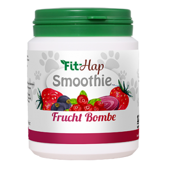 cdVet Fit-Hap Smoothie Frucht Bombe 120 g