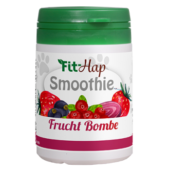 cdVet Fit-Hap Smoothie Frucht Bombe 40 g